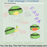 KAPPA Mythical hat contest by E---J