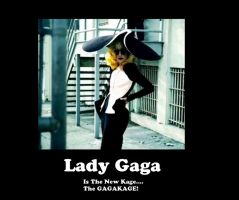 Lady Gaga Is..... by Taikxo