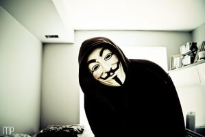 Anonymous by BM-Photography