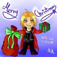 SS-CDDAQHE - Chibi Edward Elric for ErzaXD by SweetYamaneChan