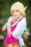Princess Zelda - Skyward Sword by lovelyJuudaime