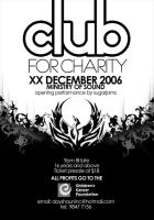 Clubbing event flyer by rantboxx