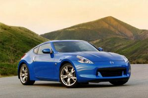 Nissan 370Z 2010 by TheCarloos