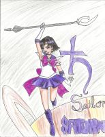 Sailor Saturn by iCheddar