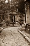 A Visit to Pere Lachaise by bukephalas