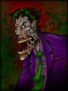 Joker Nightmare by Revelationchapter9
