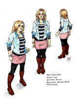 Character profile: Emma by Mariey