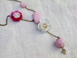 Spring necklace by Mirtus63