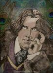 Oscar Wilde by mmedesaintange by The-Green-Carnations