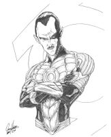 Sinestro by Onore-Otaku
