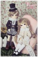 New Ringdoll bb-Bobo styleB and Nana by Ringdoll