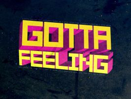 I Gotta Feeling by allisonxx24