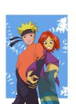 Naruto and Will by TheRealKyuubi16