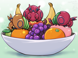 Fruit Bowl by Twime777