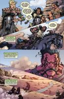 Red Sonja #73_pg 03 _Color by MARCIOABREU7