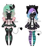 pastel goth adoptables  closed by AS-Adoptables