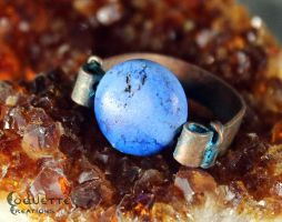 Antique 'Worry' Ring by OrestesGraphics