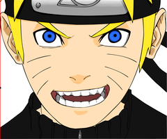Naruto 594 Line (Colored) by MaddieRPea