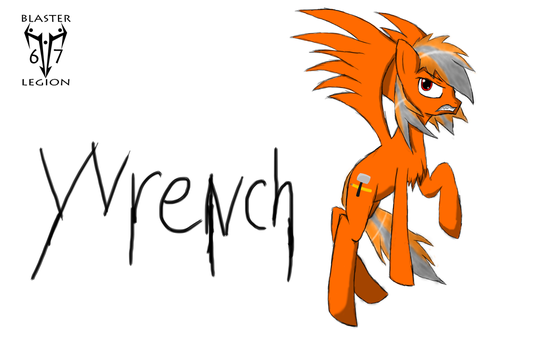 Wrench #2 by YourLegion