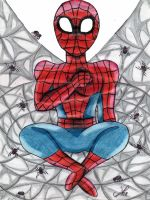 Spidey by Pascua-Tanya