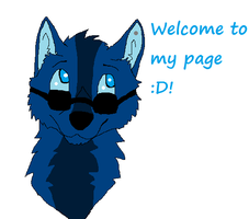 New Deviant Art ID by Hyperactive-Blue