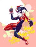 Illustrious Bits Week 14: Harley Quinn by bernce