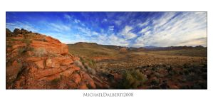 Sweeping Scape by michael-dalberti
