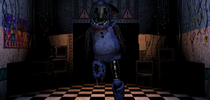 Withered Withered Bonnie by Shaddow24