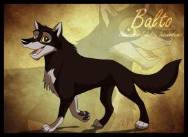 Balto  by WindWo1f