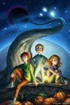 A Wrinkle in Time - Mock Book Cover by ldiehl