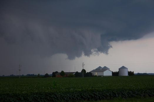 Summer Storms by MMoreland