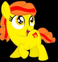 Fire Flower (filly version) by lovepepperpeace