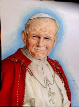 John Paul II by zero3096