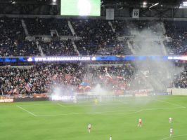 Red Bulls Arena by jswis by jswis