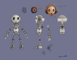 Robophone Concept 2 by CrimsonSkye013