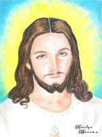 Jesus Christ by Nyleamoc