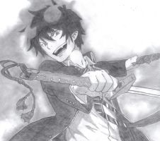 *Request* Rin Okumura by AeliaDarkness