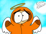 Kenny afterlife by Shroomtoons