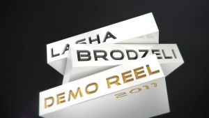 Demo Reel 2011 by BRODZELi