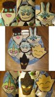 RotG Christmas Cookies by Hot-Gothics