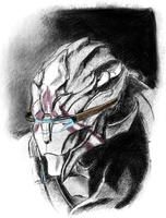 Mass Effect Andromeda - Vetra by Hewison