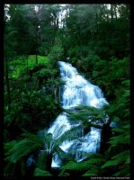 Triplet Falls by TaGiRoCkS by Scapes-club