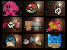 Perler Beads by ShannonB86