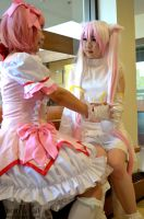 Agreement, contract and Puella Magi by DISC-Photography