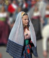 Sardinian Girl by gianf