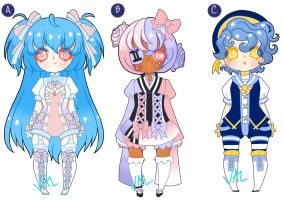 Airy Zodiacal Adopts [CLOSED] [AUCTION] by lifeforce10