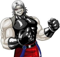 Omega Rugal by Santiatier