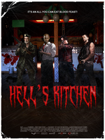 Left 4 Dead Campaign Poster: Hell's Kitchen by MrAngryDog
