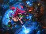 Gnomish Wormhole Physicist by Tsylore