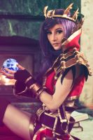 spells can be good to by FoxTailCosplay